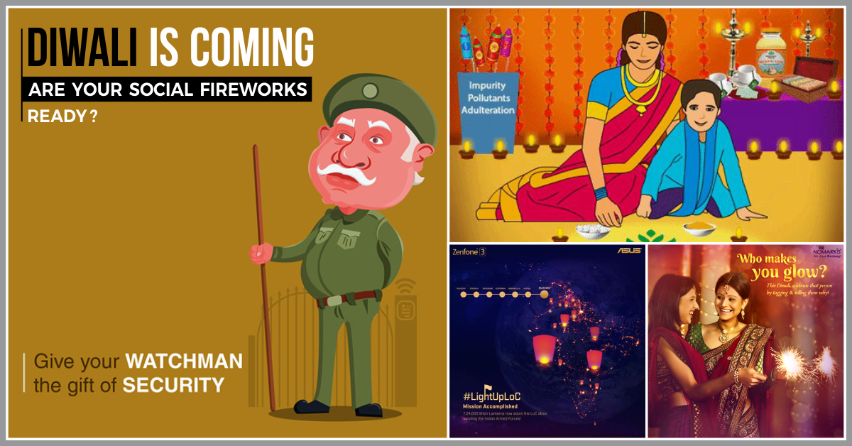 Diwali Is Coming: Are Your Social Fireworks Ready?